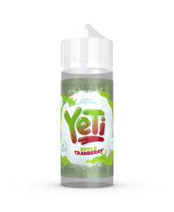Yeti Apple & Cranberry 100ml