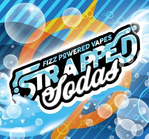 Strapped Sodas - Fizzy Powered Vapes