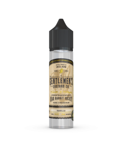 Gentlemen's Custard - Vanilla 60ML Shortfill